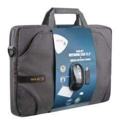 """Tech air TABUN45M maletines para portátil - Funda (396.2 mm (15.6 """"), Maletín, Gris, 390 g, 390 x 40 x 270 mm, 410 x 45 x 285 mm)"""