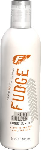 Fudge Body Builder Conditioner, 10-Ounce Bottle