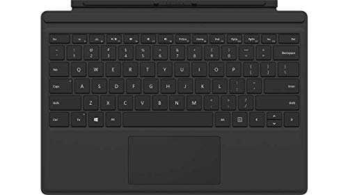 Microsoft Surface Pro Type Cover Black LUX (FMN-00008)
