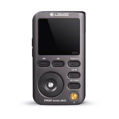 LOTOO PAW5000 MKII Bluetooth HiFi ポータブル ロスレス 2.5mm バランス USB MP3 音楽プレーヤー   B077PN1V8Q