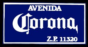 corona-avenida-zp-11320-metal-beer-tacker-sign