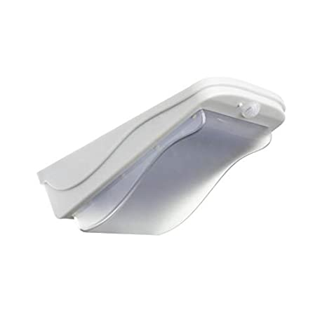 Aplique LED Solar con Detector de Movimiento PIR Dorne efectoLED