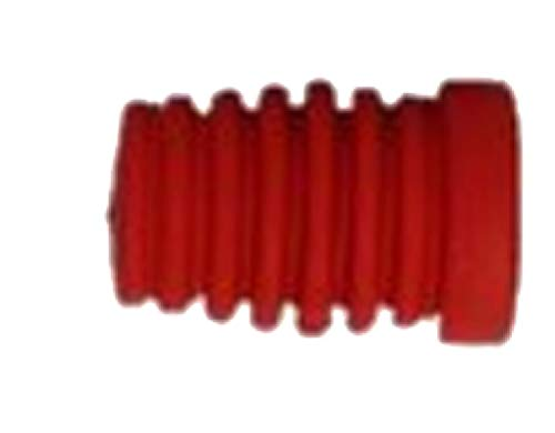 Hi-Tek Sports Void String Stop End Replacement, Red