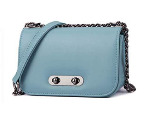 Borse Di Donne Borsa Piazza Casual Bags Delle Tracolla Blue Piccola Spalla Moda w5CIwq