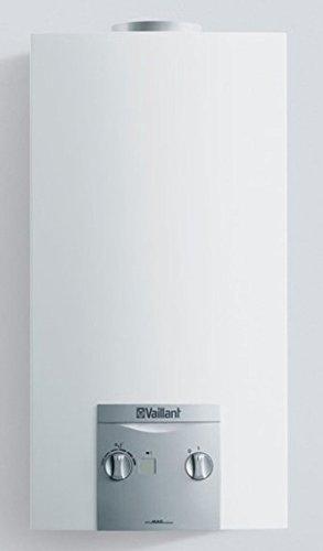 Vaillant green plus - Calentador atmomag exclusiv 11 tf gas butano clase de eficiencia energetica a\m: ...