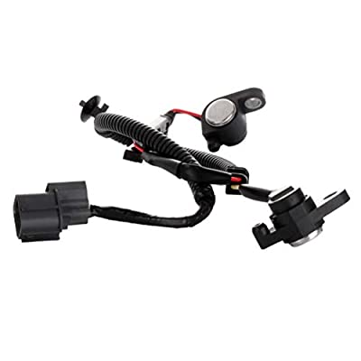 ECCPP 2PCS Crankshaft Position Sensor Fit For 1997-1999 Acura CL 1995-2002 Honda Accord 1996-1998 Honda Odyssey 1996 Honda Prelude CKP Sensor: Automotive