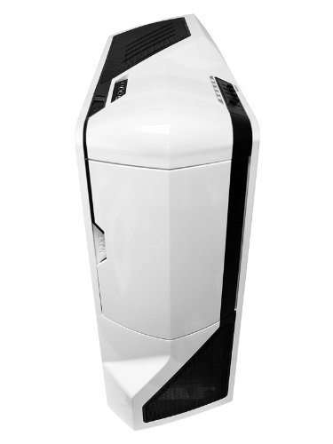 NZXT PHANTOM ATX Full Tower Case - White (PHAN-001WT) by Nzxt