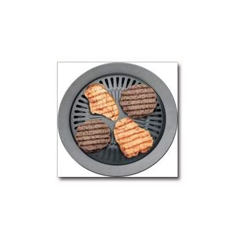 Amazon.com: Grill It / Its\'s Delicious! Indoor Smokeless Stove Top ...