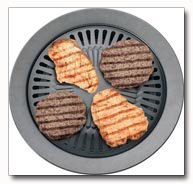 Barbecue Grill Stove Top