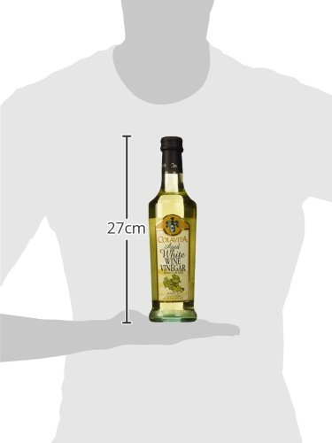 Colavita White Wine Vinegar, 17 oz by Colavita (Image #9)
