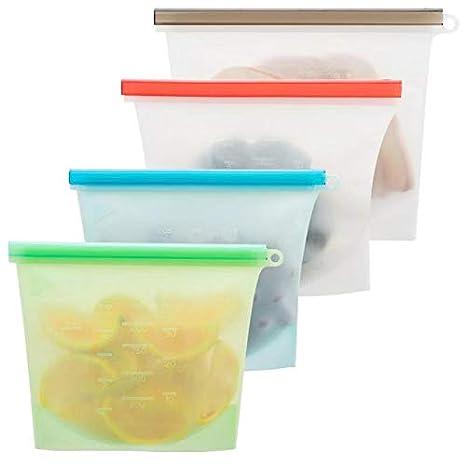 Amazon.com: APTGAGA Bolsas de almacenamiento de alimentos ...
