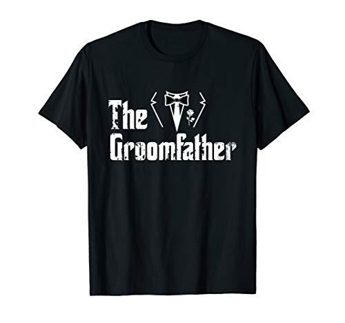 (Father of the Groom Wedding Husband Grooms Dad Gift Shirt)