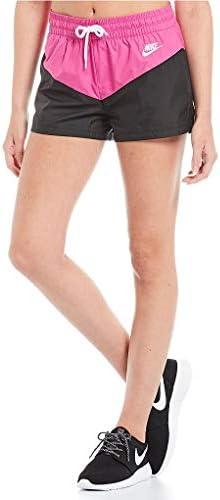 レディース カジュアルパンツ Heritage Women's Woven Shorts [並行輸入品]