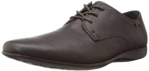 Mens Camper Mauro 18222 Marrone Oxford
