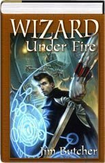 Wizard Under Fire: Proven Guilty / White Night (The Dresden Files, Nos. 8-9)