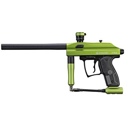 Spyder Xtra Semi - Auto Paintball Marker - Matte Lime ()