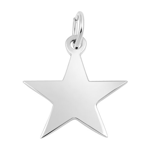 (Necklace & Bracelet Charms, Clip On Symbolic Themed Sterling Silver Jewelry by Silver on the)