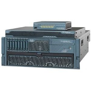 Cisco ASA 5505 Network Security Appliance - 6 x 10/100Base-TX LAN, 2 x 10/100Base-TX - 1 x SSC - ASA5505-50-BUN-K8 (Appliance 5505 Security Network)
