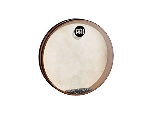 Meinl Percussion 16 Sea Drum with Fillable Sealing Port and Hardwood Shell - NOT MADE IN CHINA - Goat Skin Head, For Ocean Sound Effect, 2-YEAR WARRANTY (FD16SD)