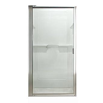 Framed Pivot Shower Doors.American Standard Am00802 400 213 Prestige Framed Pivot
