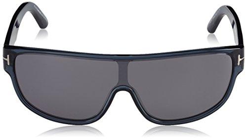 Grey Ford Soleil Tom Ft0292 Wayfarer Frame Lunette Dark Transparent De Gradient d0dAwtq