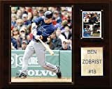 C&I Collectables MLB Ben Zobrist Tampa Bay Rays Player Plaque
