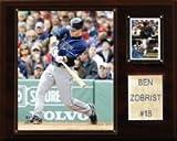 MLB Ben Zobrist Tampa Bay Rays Player Plaque