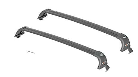 ROLA 59731 Removable Mount GTX Series Roof Rack For Toyota Venza