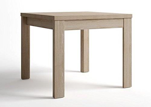 fabrikit 63015tr–Tavolo estensibile pranzo Salon, Tavolo Cucina: Sable, misure: 90x 90cm Liquidatodo