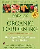 Encyclopedia of Organic Gardening Book
