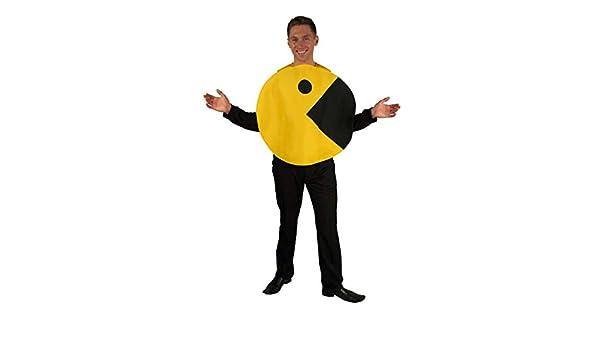 Desconocido Disfraz Pac Man para adulto: Amazon.es: Juguetes ...