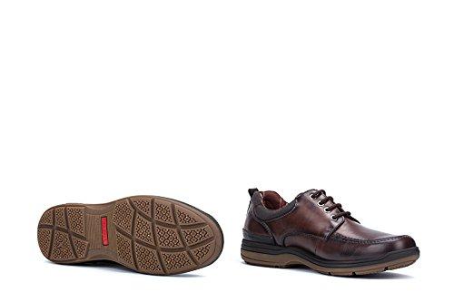 Pikolinos Toledo 03N-6382 - Chaussures de ville homme, Olmo (marron)