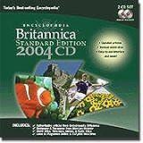 BRITANNICA 2004 STANDARD EDITION - 2 CDS