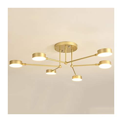 Yxx max Ceiling Light Ceiling Light,Ceiling Lamps Creative Molecular Metal Chandelier,LED Dimmable 111V~240V,Livingroom Decor Bedroom Study Lighting [Energy Class A ++] Corridor Lighting