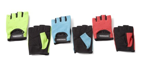 Weider Women's Training Gloves, Large/X-Large