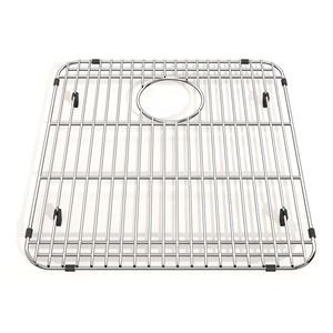 Kindred BGA1820S Stainless Steel Sink Bottom Grid, 17-5/8 x 16 by Kindred