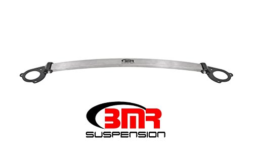 BMR Suspension STB020 Strut Tower Brace 2016-Up Camaro Front Single Tube Stainle ()