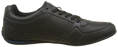 Kappa Manille - Zapatillas de deporte Hombre Negro - Noir (Black/Dk Saphire)