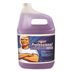 Cleaner Degreaser, Bottle, 1 gal., PK4 by Mr. Clean