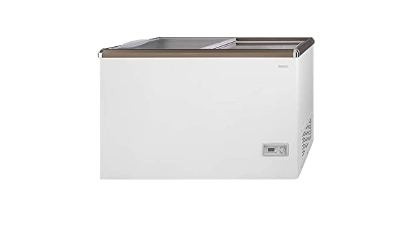 Svan Congelador Horizontal SVCH360FS 360L 136 x 67,5 x 78 cm Dual ...