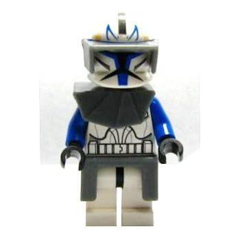 Amazon.com: Captain Rex (Clone Wars) - LEGO Star Wars Minifigure 2 ...