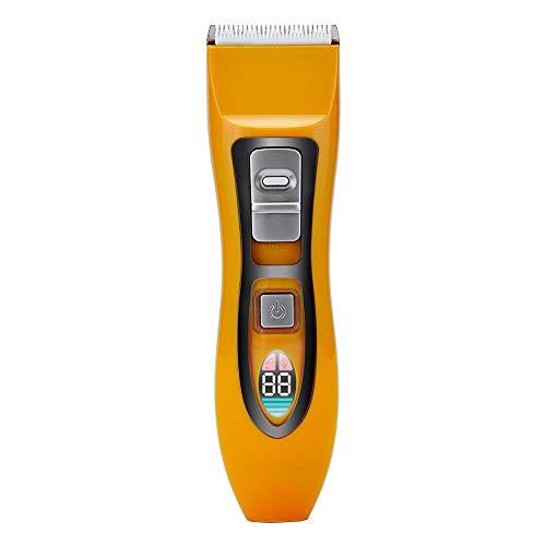 SMGPYMFQ Electric Hair Clipper Baby Shaved Hair Clipper Fader Hair Salon Professional Hair Clipper Smart