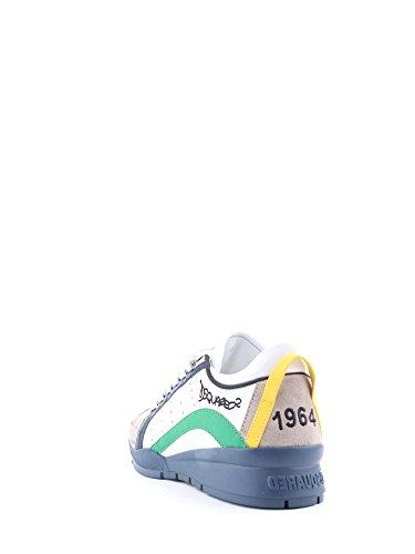 Rosso DSQUARED2 41 SNM0404 Uomo 11570001 Sneakers Blu x8aXr8qn