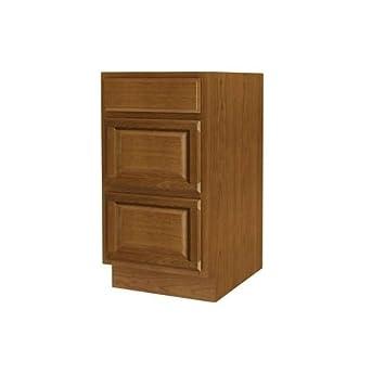 Kitchen Cabinet Base 3 Dr 18in Cabinet And Furniture Drawer Slides