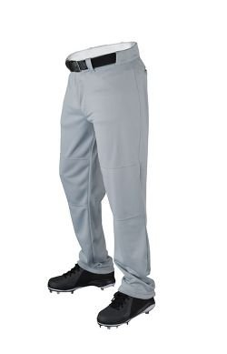 Wilson Youth Classic Relaxed Fit Baseball Pant, Grey, XX-Large - Relaxed Fit Baseball Pants