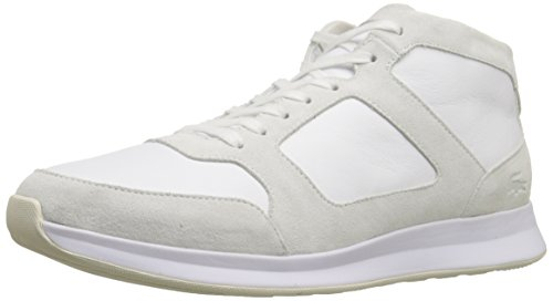 Men's Cam 1 Sneaker Fashion Lacoste Joggeur 316 Mid White aPwnZxqdS