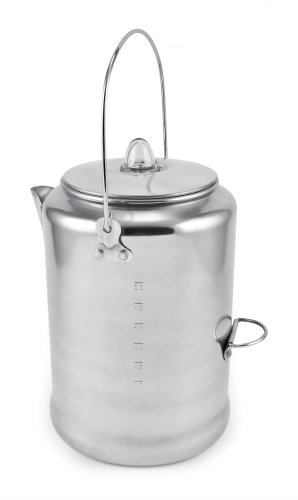 20 cup percolator coffee pot - 9