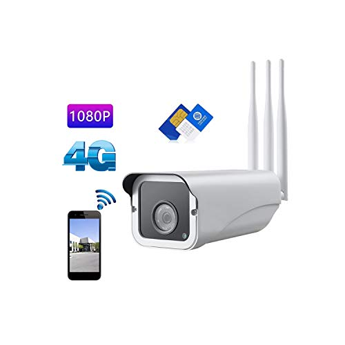 - 3G 4G Sim Card IP WiFi Camera 1080P 960P Outdoor Security Hd Wireless Ir Alarm Surveillance Camera for Android iOS,960P No Sd,Au Plug