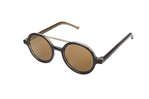 Óculos De Sol Komono Vivien Black/gold