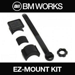 BM WORKS 軽量バイクハンドルバーエクステンダー バイクマウント GPSユニット ライト カメラ スマートフォンケース用  Easy Mount B015NXQ2GY